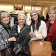 Donna Sweatman, Ashley Wathen, Stacy Gibson, Margie Elkins, Fall into fashion