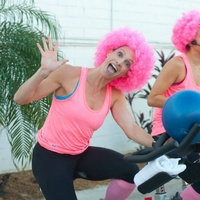 """Define Pink Ride"" benefiting Susan G. Komen"