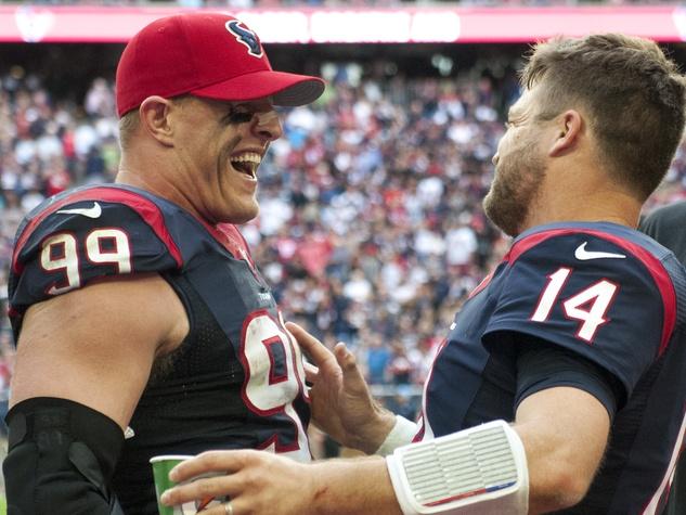 Texans J.J. Watt Ryan Fitzpatrick