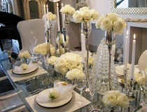 Barbara Kuntz: The best holiday tables ever: Houston Design Center shows how grand eating can be