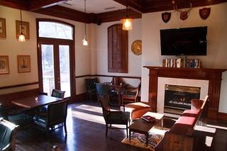 Kennedy Room, interior