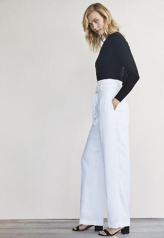 Karlie Kloss for Express black top