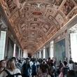 Jane Howze trip to Rome September 2014 Room of maps