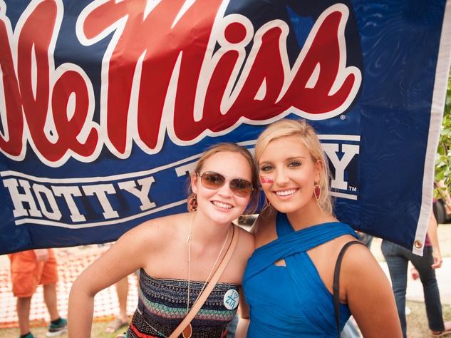 UT Ole Miss Dalegate in Austin 2013 4101