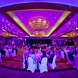 9 The venue Hilton Americas-Houston ballroom at the Planned Parenthood Gala October 2014