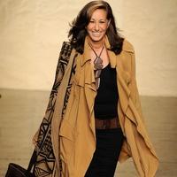 Fashion Week spring summer 2014 designer Donna Karan