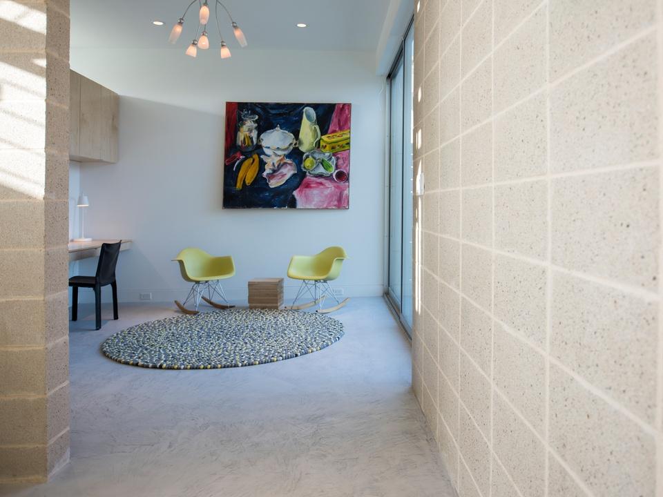 Houston Modern Home Tour September 2014 5319 Jackson Intexure Architects lr Heijnen-Kavelaars Residence STUDY
