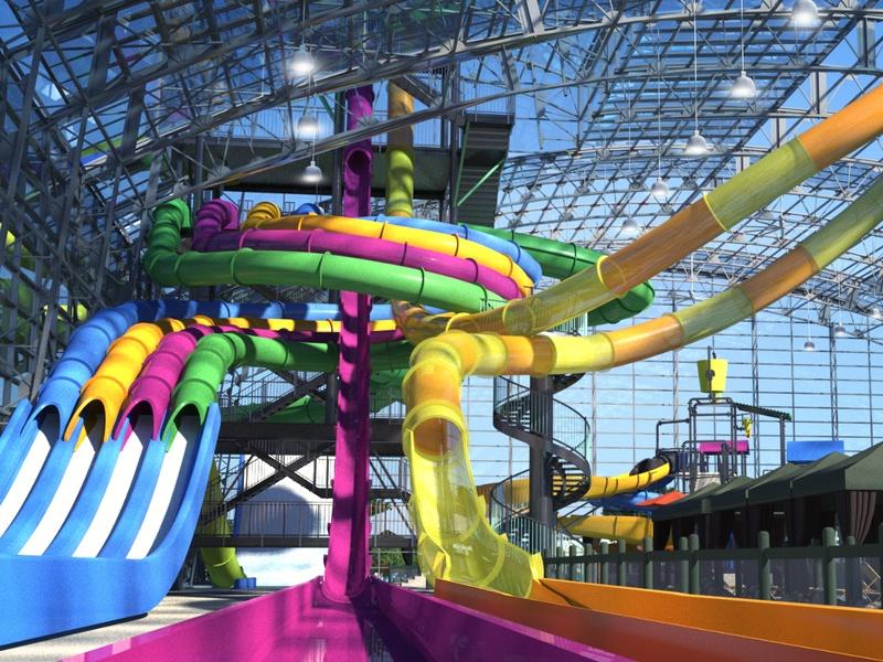 Slideshow New Dallas Fort Worth Water Park Is Set To Make An Epic Splash Culturemap Dallas