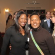 Lauren Anderson and Harrison Guy at the Houston Arts Alliance Reception for the Arts January 2014