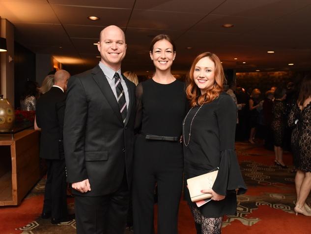 Sing for Hope Cabaret Dan and Jillian O'Neill, Meredith Xavier