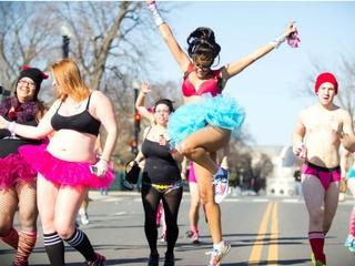 Cupid Charities presents Cupid's Undie Run