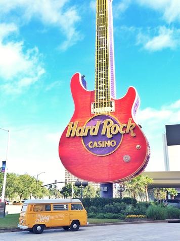 Mosey Hard Rock
