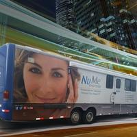 NuMe Express coach