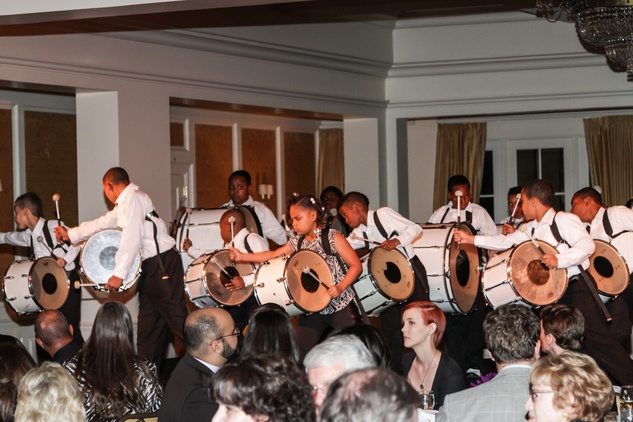 Baby Sonic Boom from The Rhodes School at the Young Audiences of Houston Gala April 2014