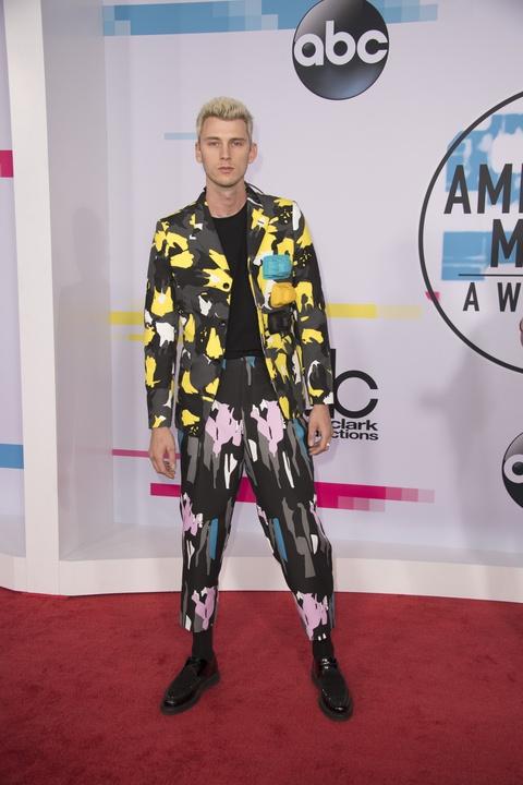 American Music Awards Machine Gun Kelly