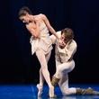 Houston Ballet A Midsummer Night's Dream dress rehearsal pics September 2014 Karina Gonazlez and Aaron Robison