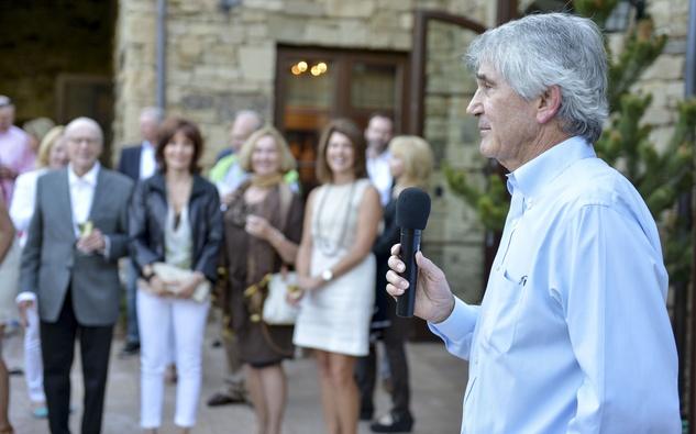 News, Shelby, Memorial Hermann in Aspen, Murry Bowden , August 2014
