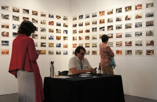 Houston Fine Art Fair 2013, Pablo Cardoso