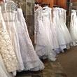 Joan Pillow bridal sample sale 2