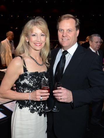 6, Mercury Gala, March 2013, Kevin Poynter, Denise Poynter