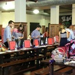13 Auction table at Houston Area Women's Center Young Leaders Independence Day Bash July 2014