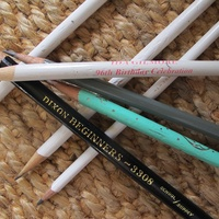 """Katie Oxford The Pencil Pleasure January 2015 """"They are little things but they work like a horse."""""""