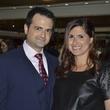 22 Gilad and Lisa Zadok at the Zadok Holiday Party December 2013