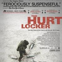 News_Golden Globe 2010_The Hurt Locker_movie poster