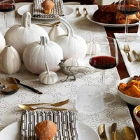 Thanksgiving tabletop B&J promoted