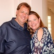T.J. Aulds and Dr. Beth Lewis at the Bridal Brunch September 2014