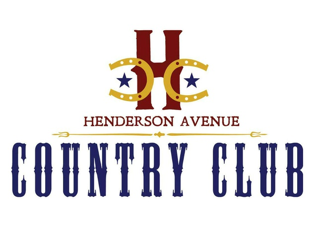 Henderson Avenue Country Club logo
