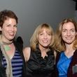 12 Sorcha Landau, from left, Kellye Sanford and Allison Hunter at the DiverseWorks Fashion Fete November 2014