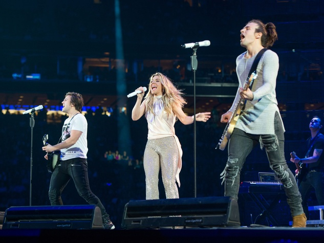 The Band Perry Houston Rodeo