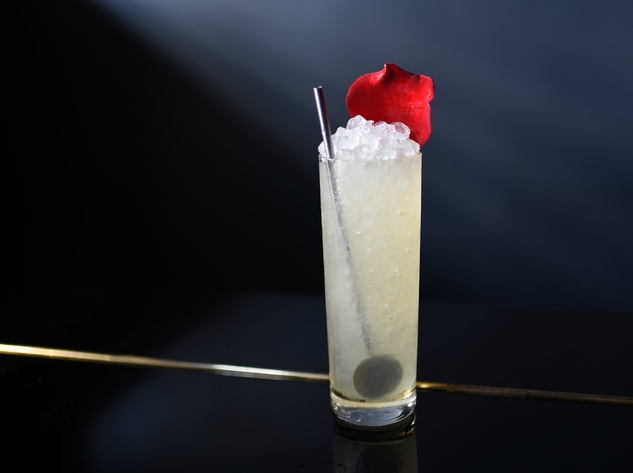 Roosevelt Room Lonesome Dove cocktail