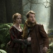 Emily Blunt and James Corden in Into the Woods