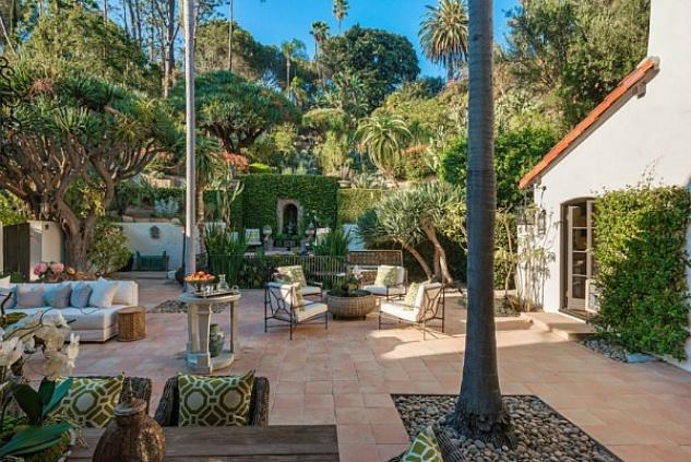 Jim Parsons Los Feliz Home 2017 12
