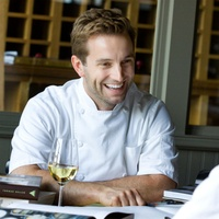 Chef Marcus Paslay of Clay Pigeon restaurant in Fort Worth