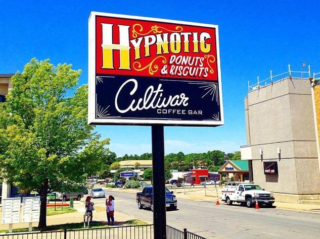Hypnotic Donuts Denton