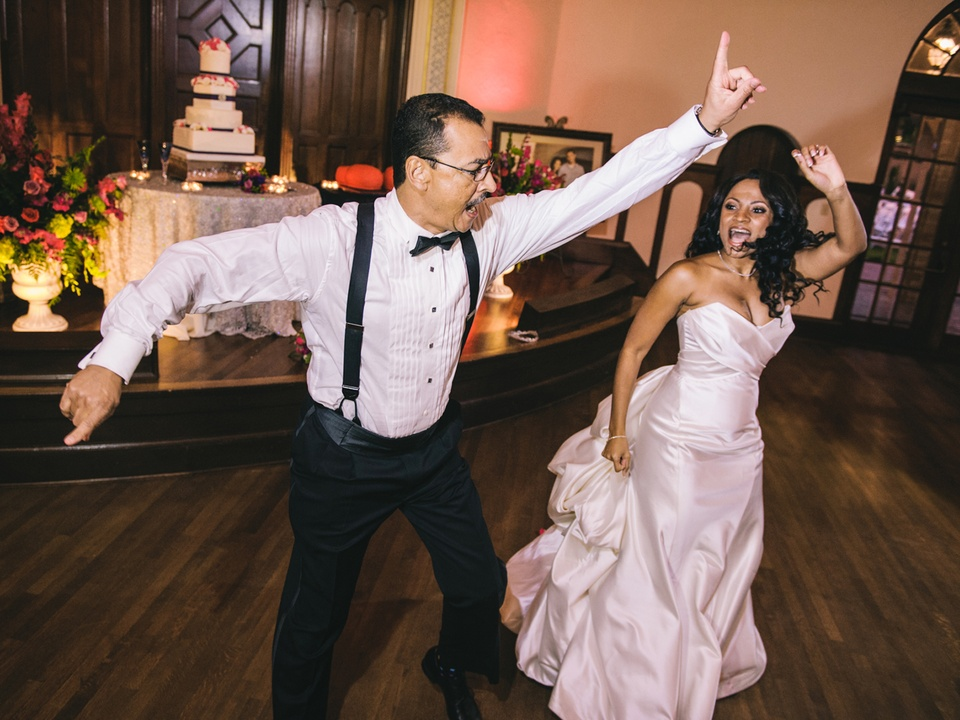 12 Spectacular Weddings February 2014 Kim and Chris
