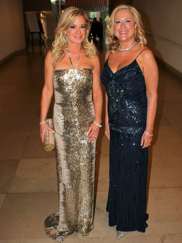 Holly Deason, Gina Betts, Art Ball 2014