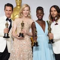 Oscars, Matthew McConaughey, Cate Blanchett, Lupita Nyong'o, Jared Leto