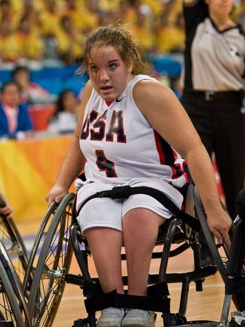 Jayme, Paralympics, July 2012, Becca Murray