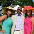 11 Houston Health Museum Young Professionals polo May 2013 Lois Vann, Garvin Davis, Kelly Coleman