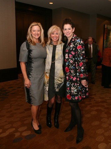 Robin Weir, Gretchen Gerlach and Susan Shores