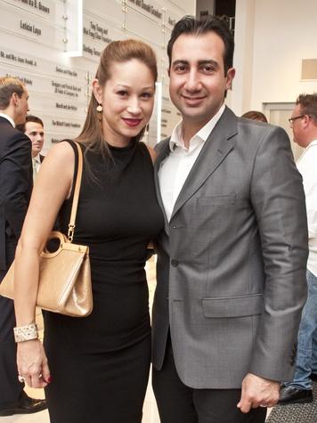 News_Ballet Barre_October 2011_Odessa Bidros_Dr. Rafi Bidros