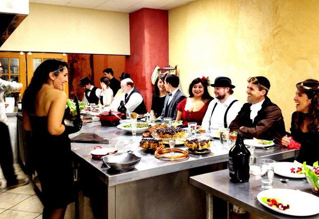"League of Extraordinary Brewers hosts ""A Craft Beer New Year - Annual Steampunk Banquet and Ball"""