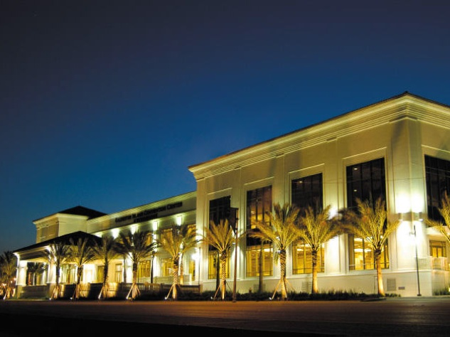 Galveston Island Convention Center at the San Luis Resort