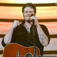 Blake Shelton, RodeoHouston, March 2013