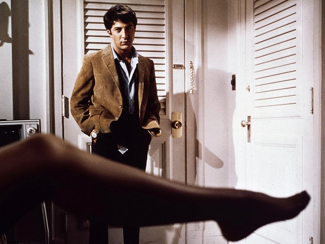 The Graduate, Dustin Hoffman