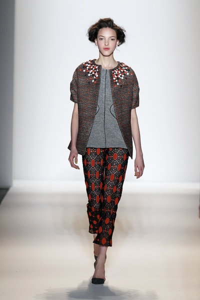 Lela Rose, fashion week, February 2013